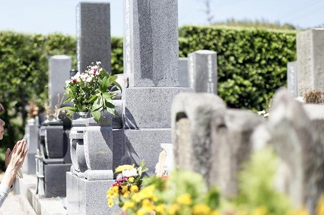 墓参り代行 月影霊園